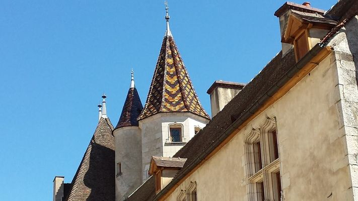 L''hôtel de Saulx, une belle résidence du XVe au coeur de Beaune