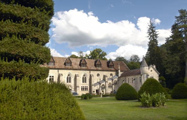 Parc de l''Abbaye de la Bussiere