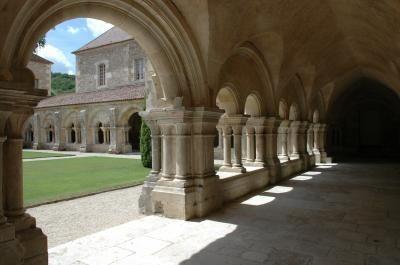 Abbaye de Fontenay, Patrimoine Mondial de l''Unesco