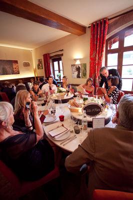 Salle à manger de la Table d''Hôte