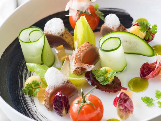 La salade niçoise revisitée