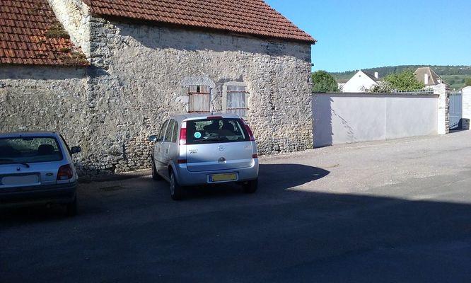 Emplacement autocar Meursault
