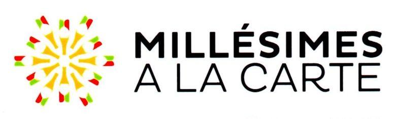 Logo Millésimes à la Carte