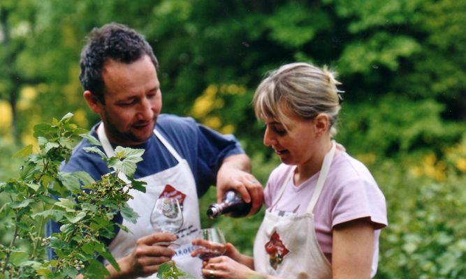 Ferme Fruirouge Isabelle et Sylvain OLIVIER Cassis de Bourgogne IGP