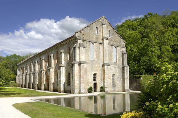 Forge de l''Abbaye de Fontenay