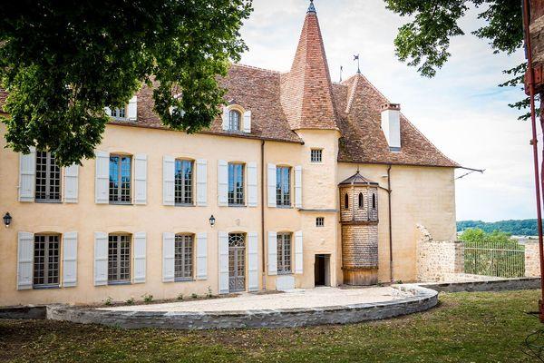 Château façade Nord