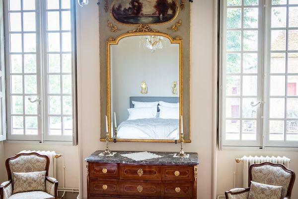 Chambre Madame de SEVIGNE