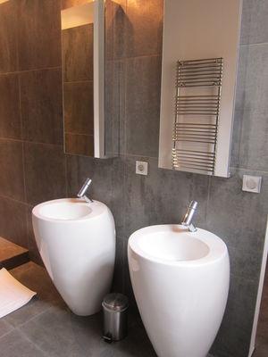 Les lavabos design...
