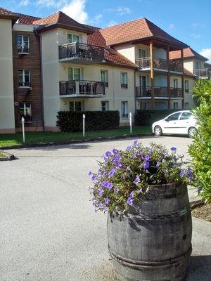 vue résidence, parking