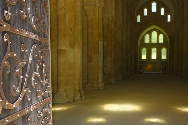 Abbatiale Abbaye de Fontenay