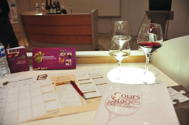 Ecole des vins