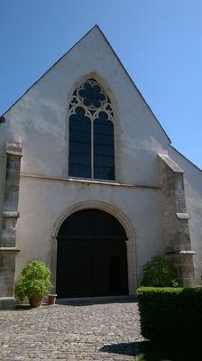 ancienne église des Jacobins