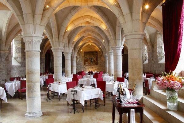 Château de Gilly - Restaurant Le Clos Prieur