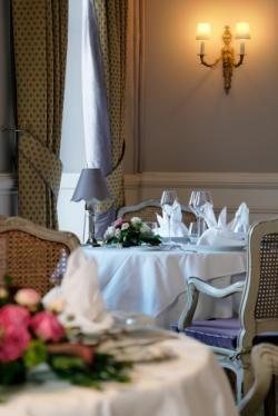 Hotel de la Poste Le Relais Beaune-ambiance