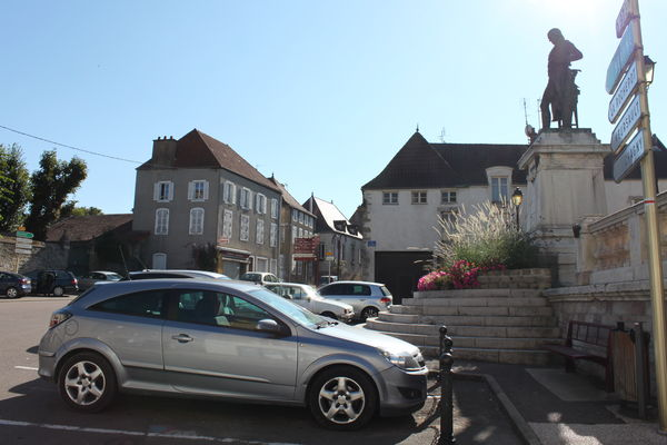 Parking Place Carnot