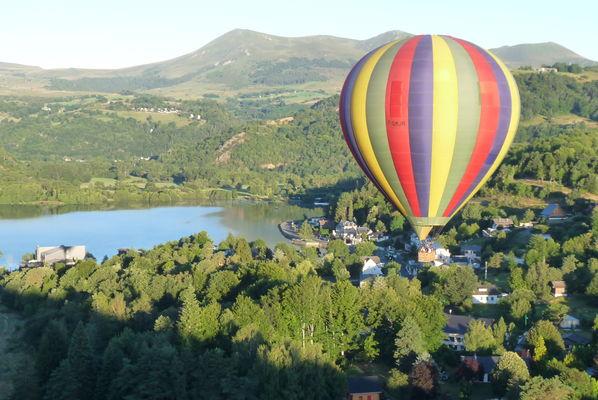 La Bourgogne avec Beaune-Montgolfière