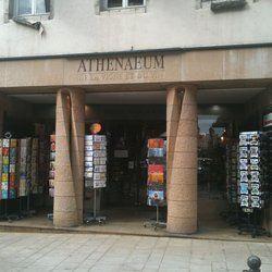Façade Athenaeum