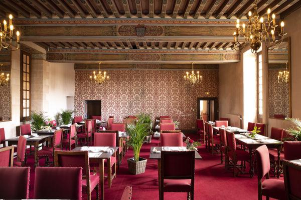Salle Pierre de Nivelle (petit déjeuner)