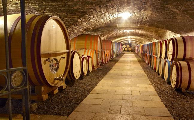 Cave du 14ème siècle