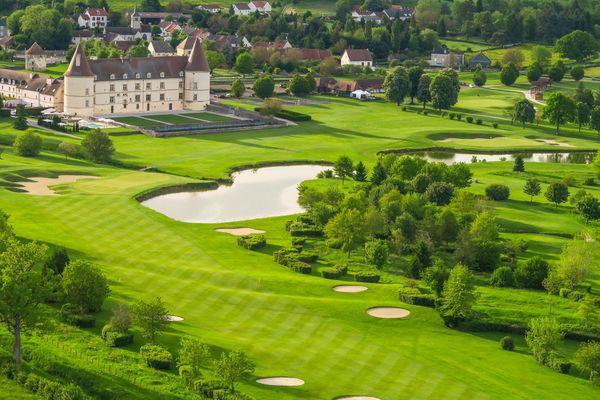 Golf et Château