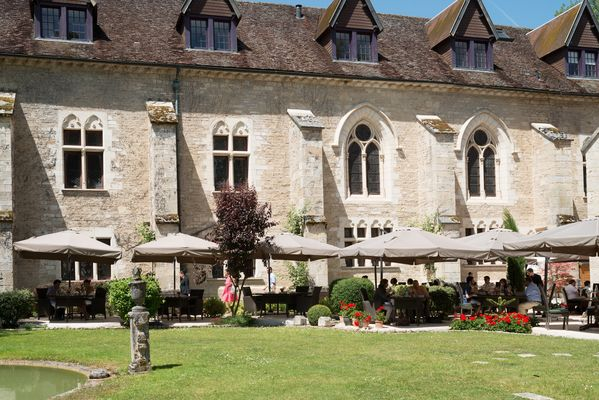 Brunch à l''Abbaye de la Bussière-41