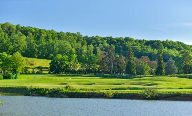 Golf - Trou n° 18