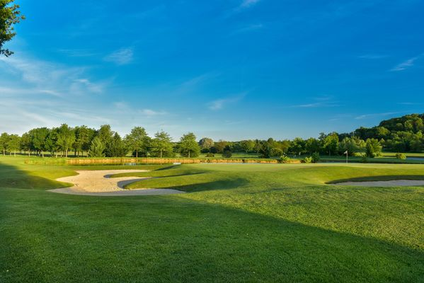 Golf sur place
