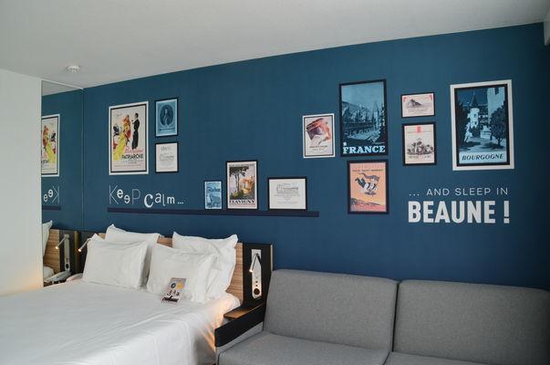 Chambre Novotel Beaune