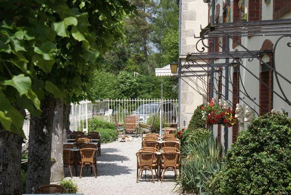 terrasse Manoir Bonpassage