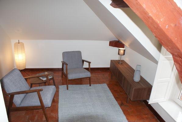 Suite 2 pers. 1er étage - Manoir Bonpassage