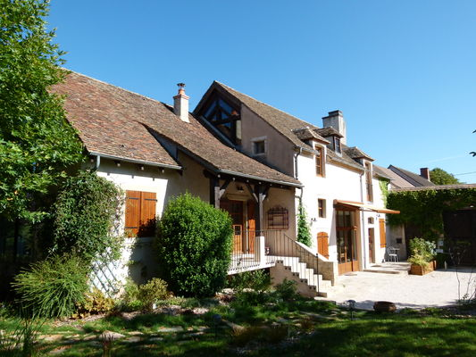 Chambres D Hotes Serenity Guesthouse Guesthouses Beaune The