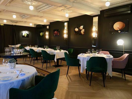 Restaurant gastronomique Ermitage de Corton