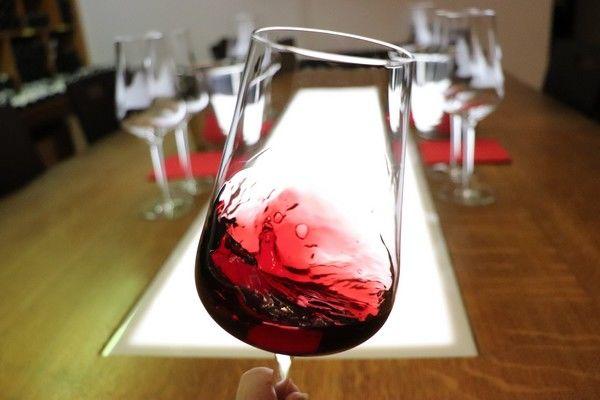 dégustation à Sensation Vin