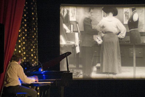 Festival Ciné Rétro Piano et Film