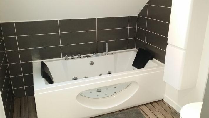 Suite parentale et salle de bains