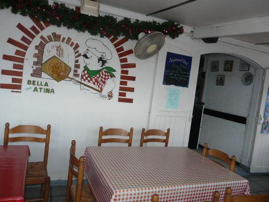 Pizzeria Bella Attina