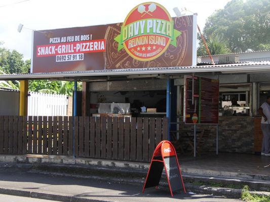 Davy Pizza