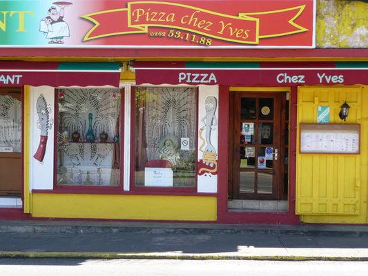 Pizza Chez Yves