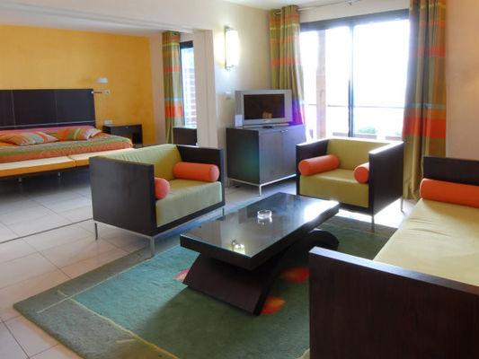 Suite de l'hôtel Bellepierre - Hôtel Bellepierre