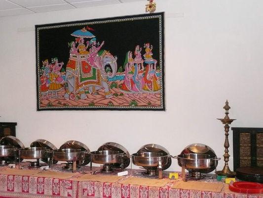 Tandoor Mahal (Le)