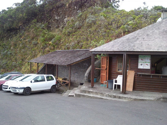 Parking du Petit Col