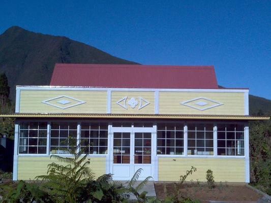 Façade la Maison du Laurina - Maison du Laurina (La)