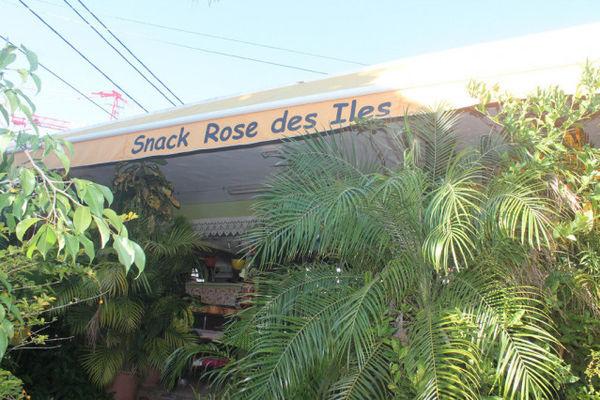 Rose des Iles