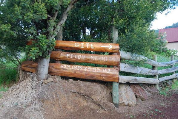 Maisonnettes de Standing du Piton Mahot (Les)