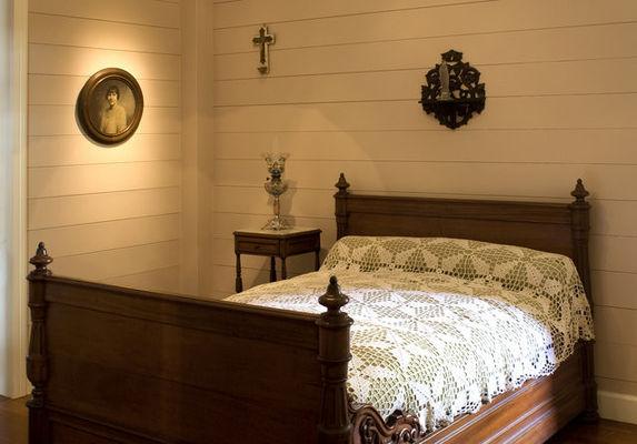 chambre de Madame Carrère - Maison Carrère (La)