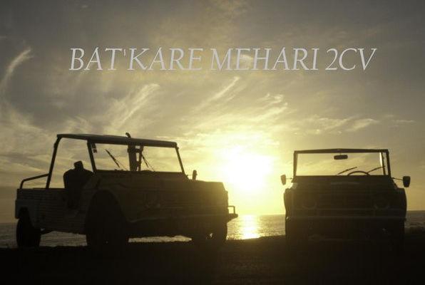 Bat'Karé Méhari 2 CV OI