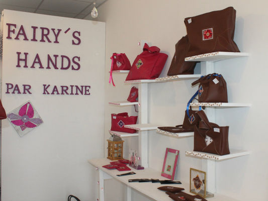 Fairy's Hands par Karine