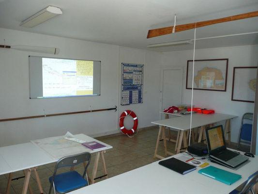 Bateau Ecole La Touline