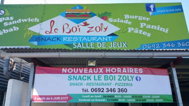 Snack Le Boi Zoly