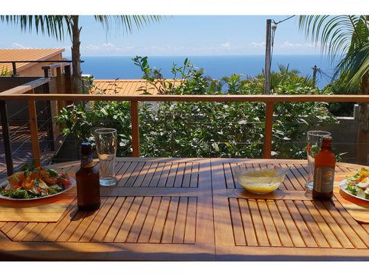 - 1 repas sur la terrasse - Casa Vue mer